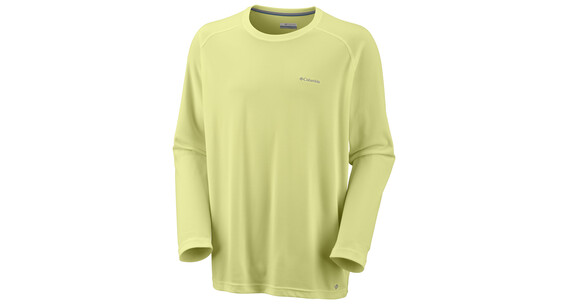 Columbia Bug Shield Long Sleeve Crew burst